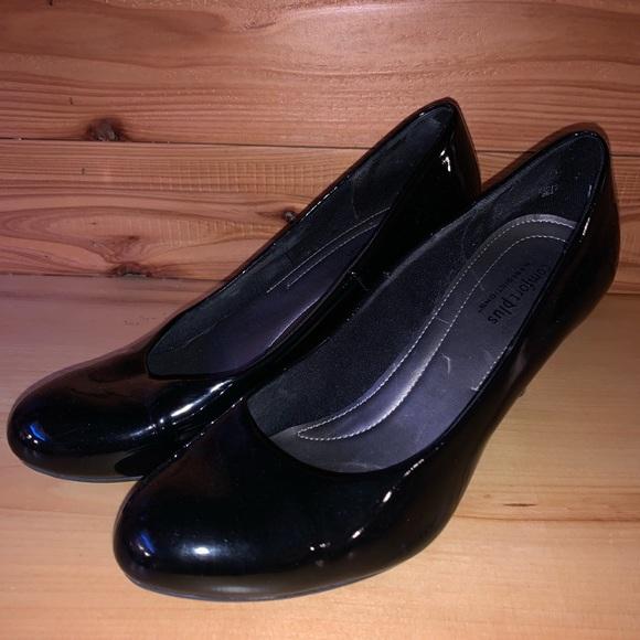 Predictions Comfort Plus Black Heels